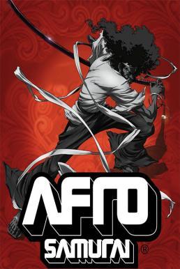 Afro Samurai แอฟโฟร ซามูไร ซับไทย EP1 – EP5 [จบ]