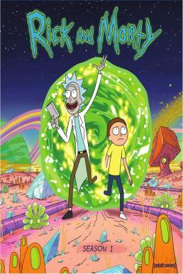 Rick and Morty Season1 : ริกและมอร์ตี้ ภาค1 ซับไทย EP1 – EP11 [จบ]