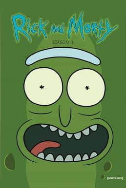 Rick and Morty Season3 : ริกและมอร์ตี้ ภาค3 ซับไทย EP1 – EP10 [จบ]