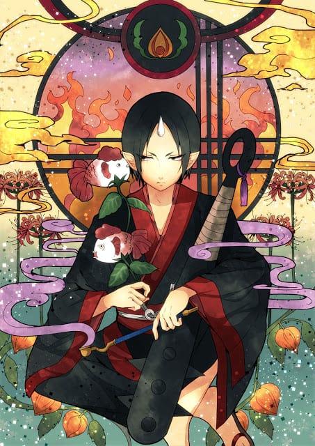 Hoozuki no Reitetsu Season 1 ขุมนรกสุดป่วนกับปีศาจหน้าตาย ปี1 ซับไทย EP1 – EP13 [จบ]