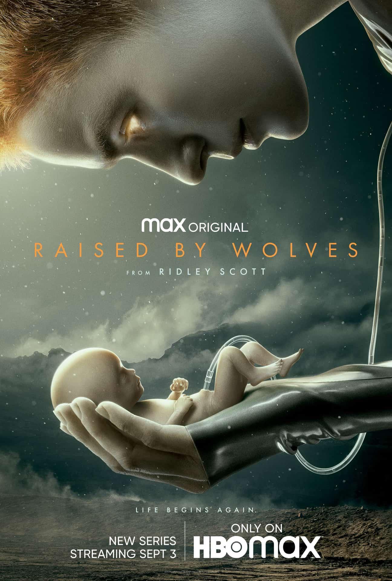 Raised by Wolves Season 1 (2020) ซับไทย EP1 – EP8