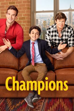 Champions Season 1 (2018) ซับไทย EP1 – EP10 [จบ]
