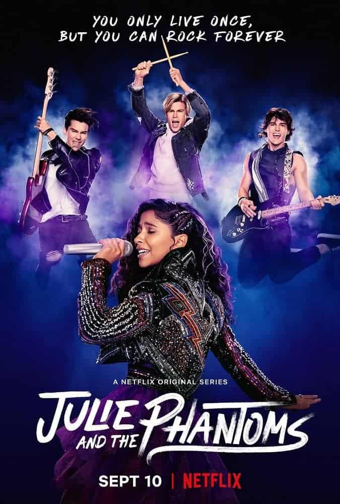 Julie and the Phantoms Season 1 (2020) ซับไทย EP1 – EP9 [จบ]