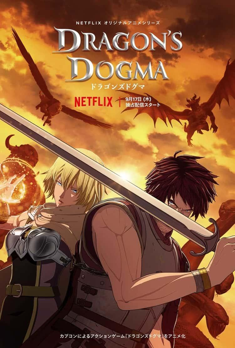 Dragon's Dogma (2020) วิถีกล้าอัศวินมังกร ซับไทย EP1 – EP7 [จบ]