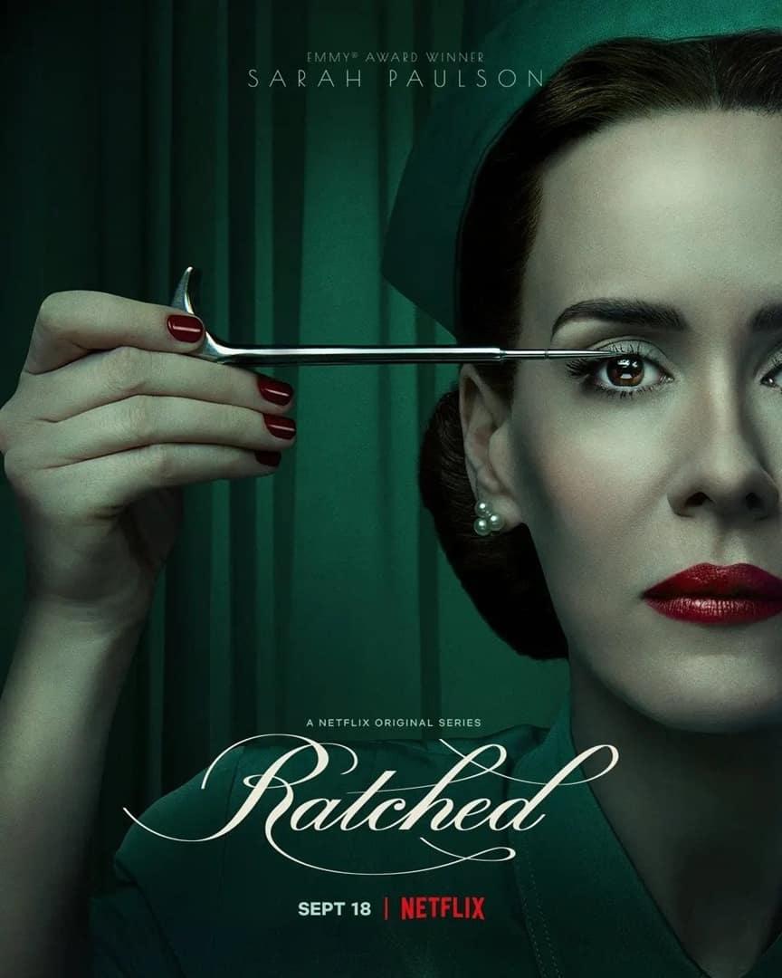Ratched Season 1 (2020) แรทเช็ด: จิตอำมหิต ปี1 ซับไทย EP1 – EP8 [จบ]
