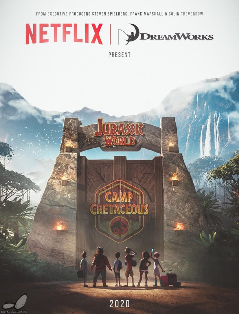 Jurassic World: Camp Cretaceous (2020) : จูราสสิค เวิลด์ ค่ายครีเทเชียส พากย์ไทย EP1 – EP8 [จบ]