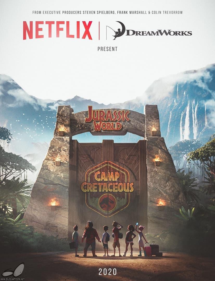 Jurassic World: Camp Cretaceous (2020) : จูราสสิค เวิลด์ ค่ายครีเทเชียส ซับไทย EP1 – EP8 [จบ]