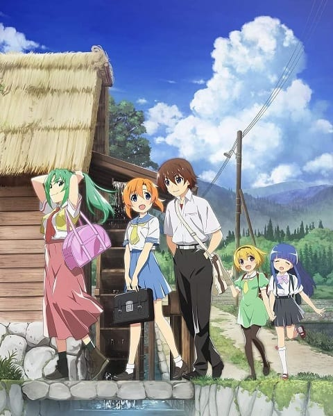 Higurashi no Naku Koro ni (2020) แว่วเสียงเรไร ซับไทย EP1 – EP23