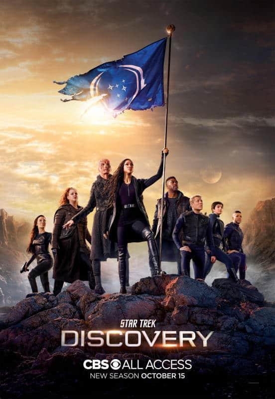 Star Trek: Discovery Season 3 (2020) สตาร์ เทรค ดิสคัฟเวอรี ซับไทย EP1 – EP13