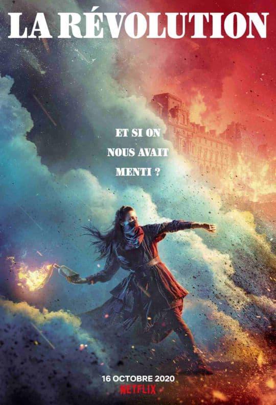 La Revolution (2020) ปฏิวัติเลือด ซับไทย EP1 – EP8 [จบ]