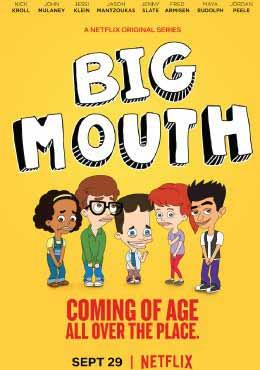 Big Mouth Season 2 ซับไทย EP1 – EP10 [จบ]