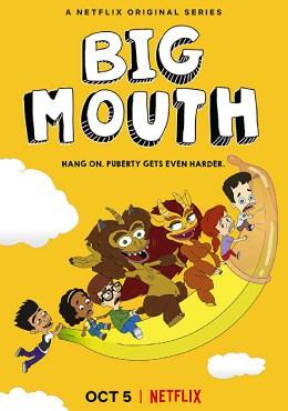 Big Mouth Season 1 ซับไทย EP1 – EP10 [จบ]