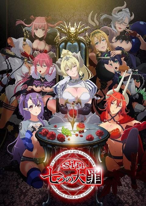 Sin: Nanatsu no Taizai UNCEN ซับไทย EP1 – EP12 [จบ]