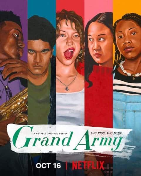 Grand Army Season 1 (2020) แกรนด์ อาร์มี่ ซับไทย EP1 – EP9 [จบ]