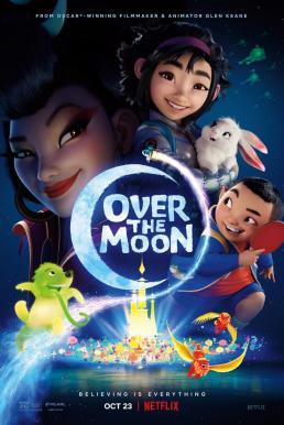 Over the Moon (2020) เนรมิตฝันสู่จันทรา
