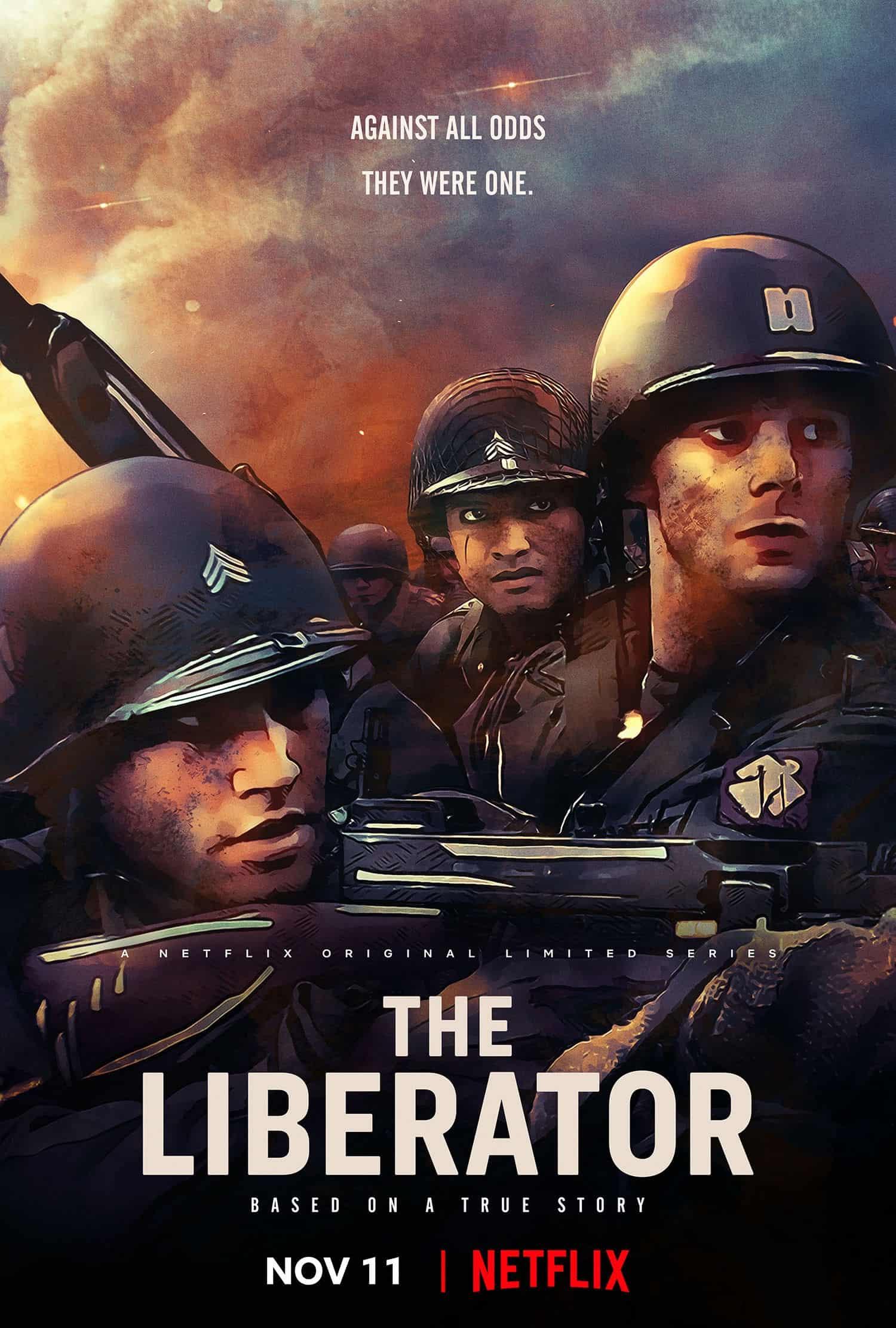 The Liberator Season 1 (2020) ผู้ปลดปล่อย ปี1 พากย์ไทย EP1 – EP4 [จบ]