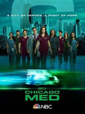CHICAGO MED SEASON 5 ทีมแพทย์ยื้อมัจจุราช ปี 5 พากย์ไทย EP1 – EP20 [จบ]