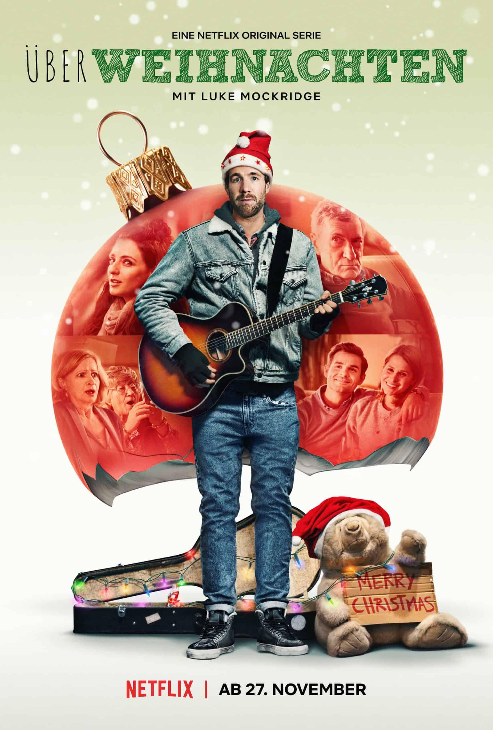 Over Christmas Season 1 (2020) รักกันวันคริสต์มาส ปี1 ซับไทย EP1 – EP3 [จบ]
