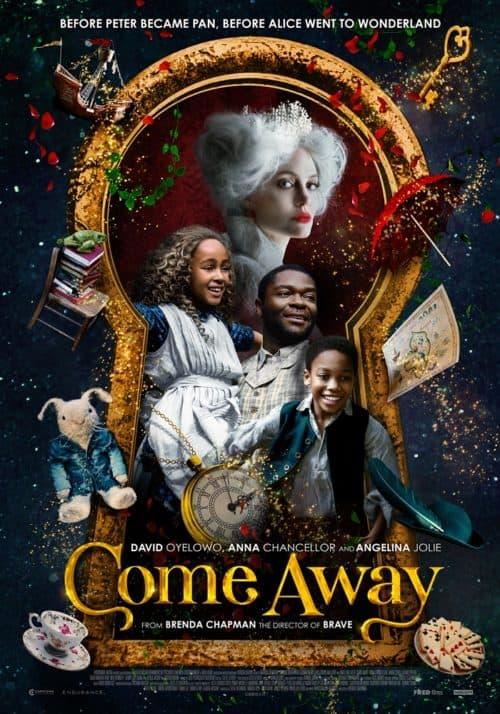 Come Away (2020) ปีเตอร์แพน กับ อลิซ ตะลุยแดนมหัศจรรย์