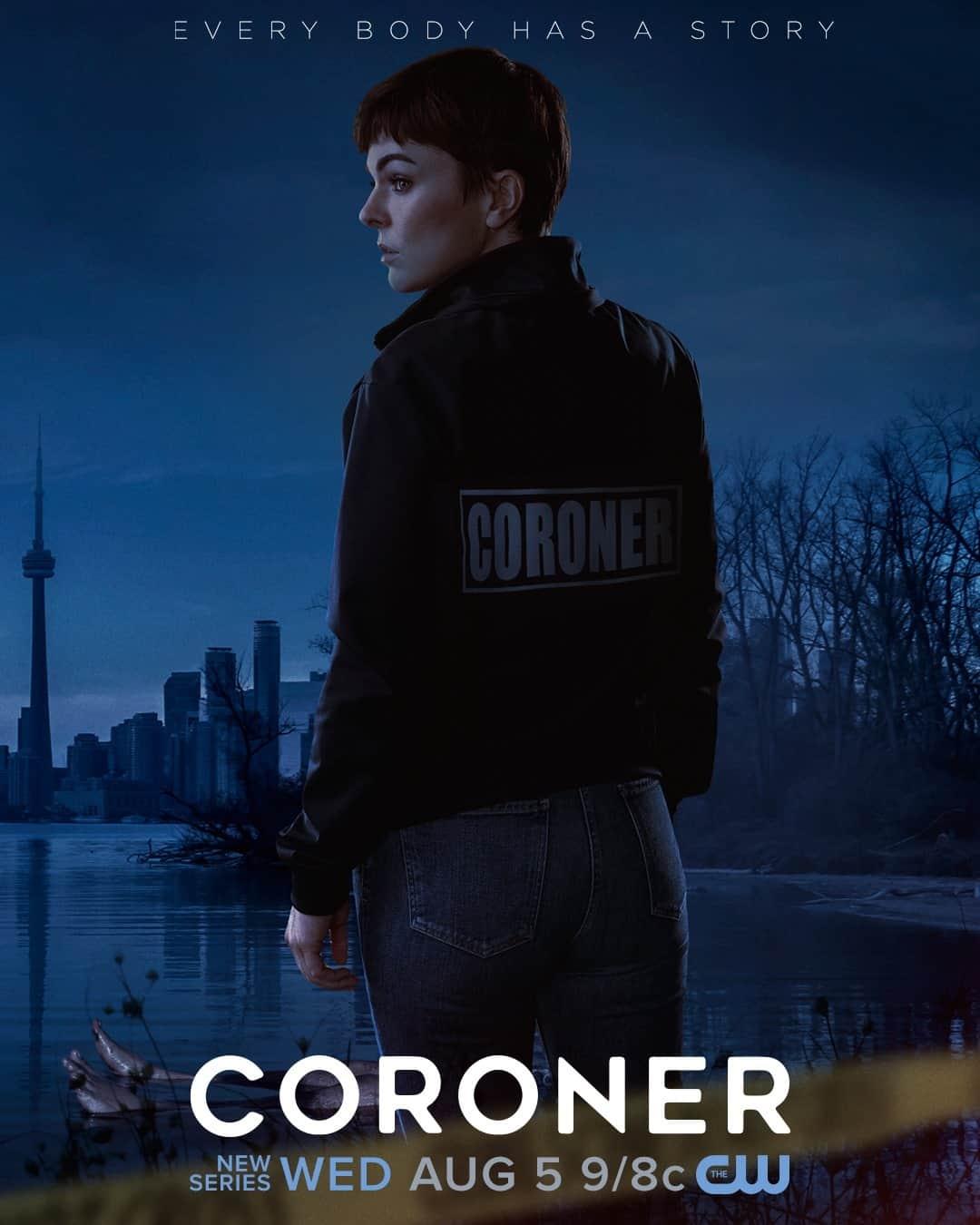 Coroner Season 1 (2019) ชันสูตรพลิกศพ ปี1 ซับไทย EP1 – EP6