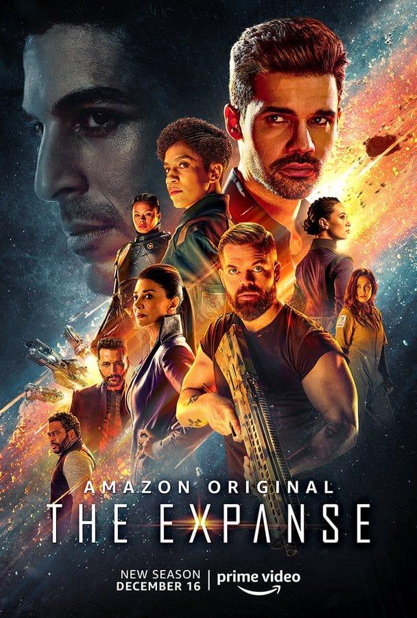 The Expanse Season 5 (2020) ดิเอ็กซ์แพนส์ ปี5 ซับไทย EP1 – EP9