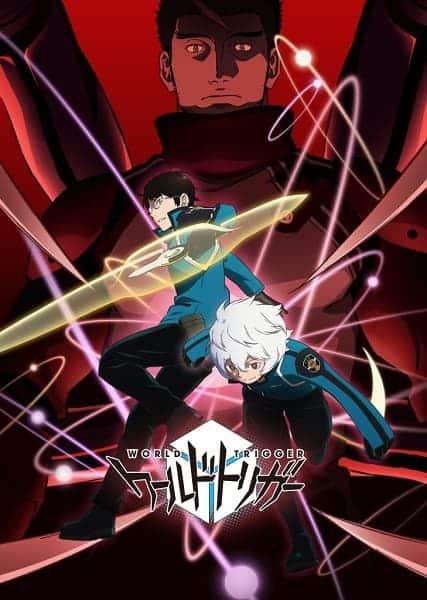 World Trigger 2nd Season เวิลด์ ทริกเกอร์ (ภาค2) ซับไทย EP1-EP9
