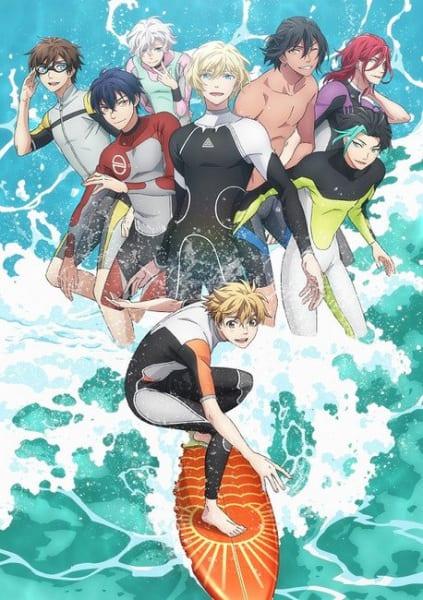 Wave!! Surfing Yappe!! ซับไทย EP1-EP9