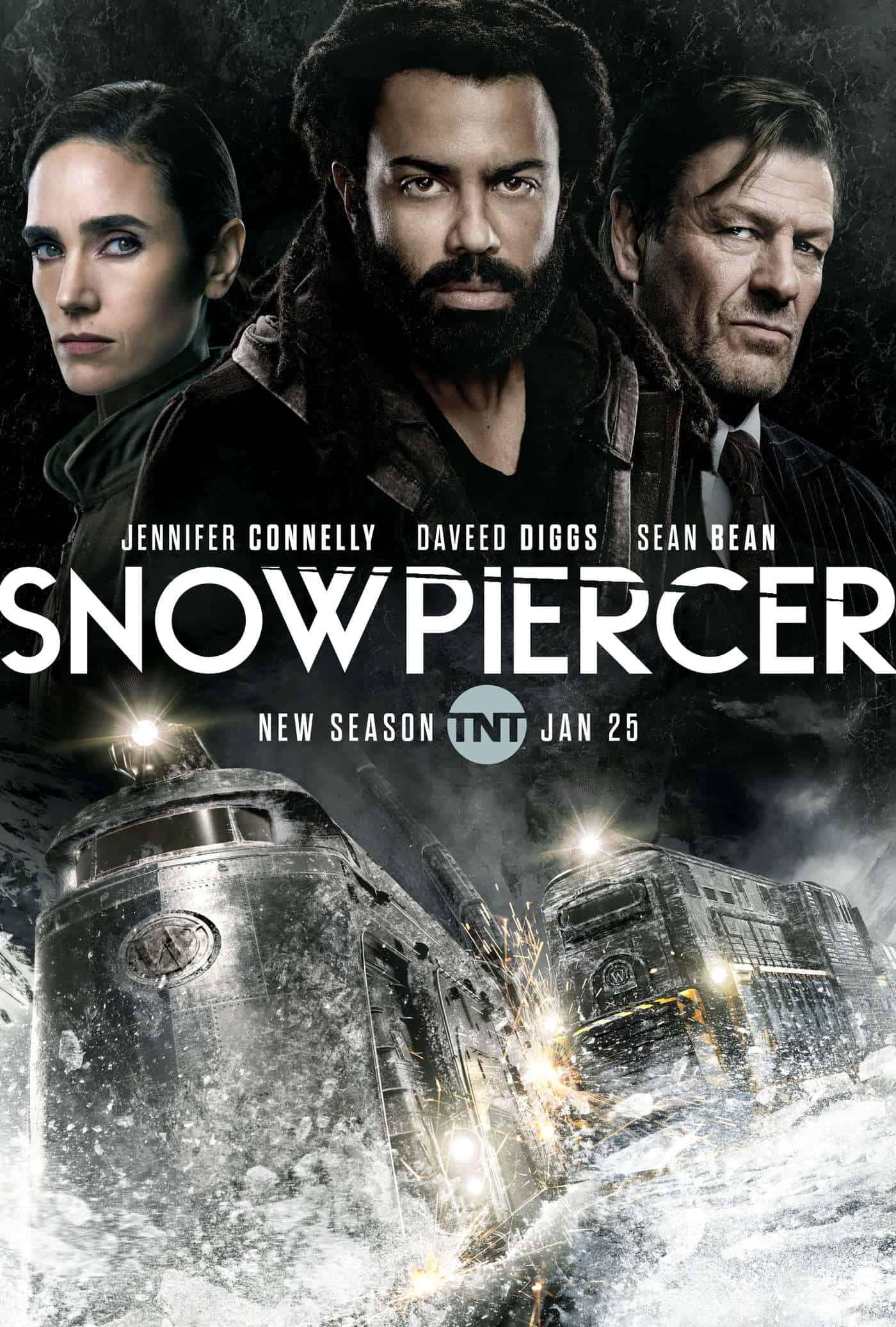 Snowpiercer Season 2 ซับไทย EP1-EP5