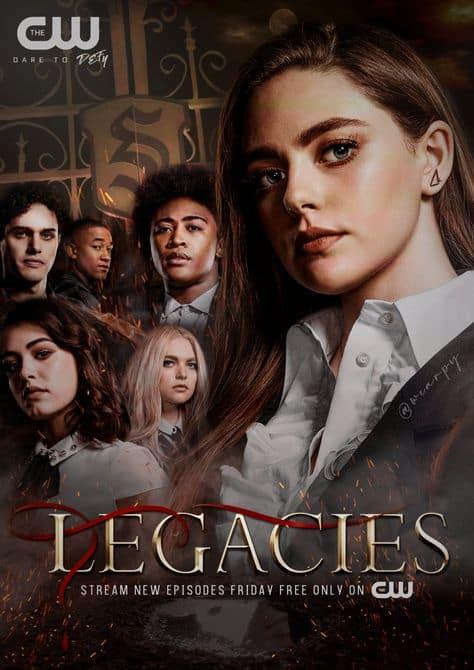 Legacies Season 3 ซับไทย EP1-EP5