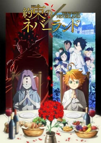 Yakusoku no Neverland 2nd Season พันธสัญญาเนเวอร์แลนด์ (ภาค2) ซับไทย EP1 – EP8
