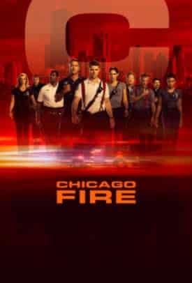 CHICAGO FIRE SEASON 8 หน่วยผจญเพลิงเย้ยมัจจุราช ปี 8 พากย์ไทย EP1-EP11