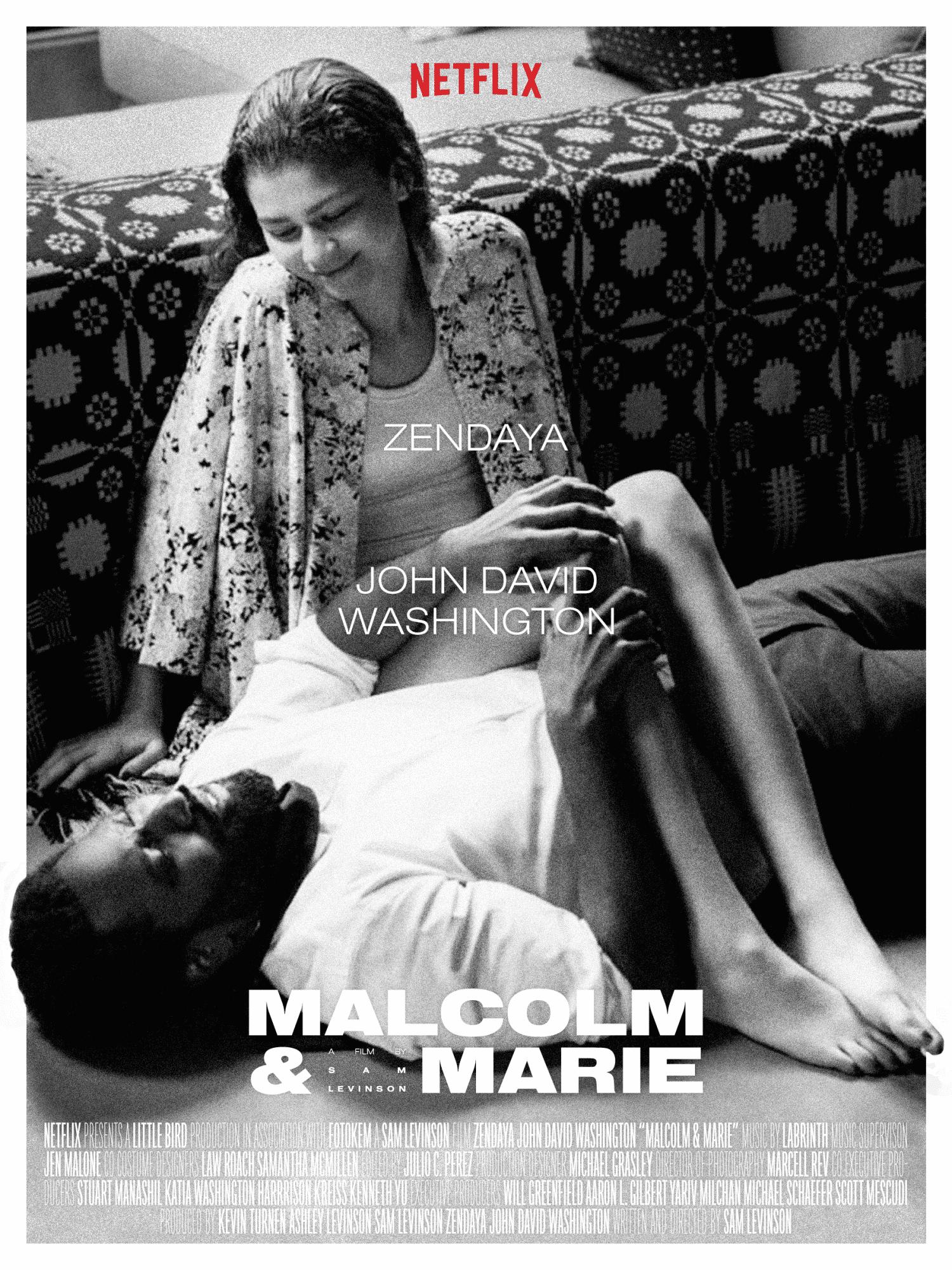 Malcolm & Marie (2021) มัลคอล์ม แอนด์ มารี