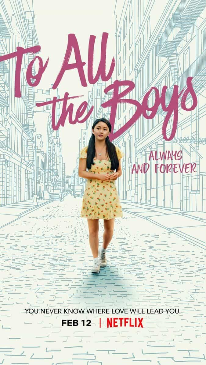 To All The Boys : Always And Forever (2021) แด่ชายทุกคนที่ฉันเคยรัก : ชัวนึงนิรันดร์