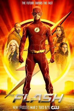 The Flash Season 7 ซับไทย EP1-EP10