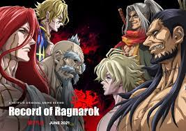 Record of Ragnarok (2021) มหาศึกคนชนเทพ ซับไทย EP1-EP12 [จบ]
