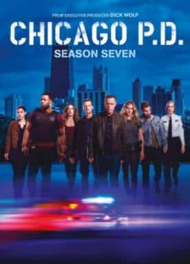 CHICAGO P.D. SEASON 7 หน่วยปราบท้ามัจจุราช ปี 7 พากย์ไทย EP1-EP13