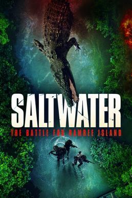Saltwater: The Battle for Ramree Island (2021)
