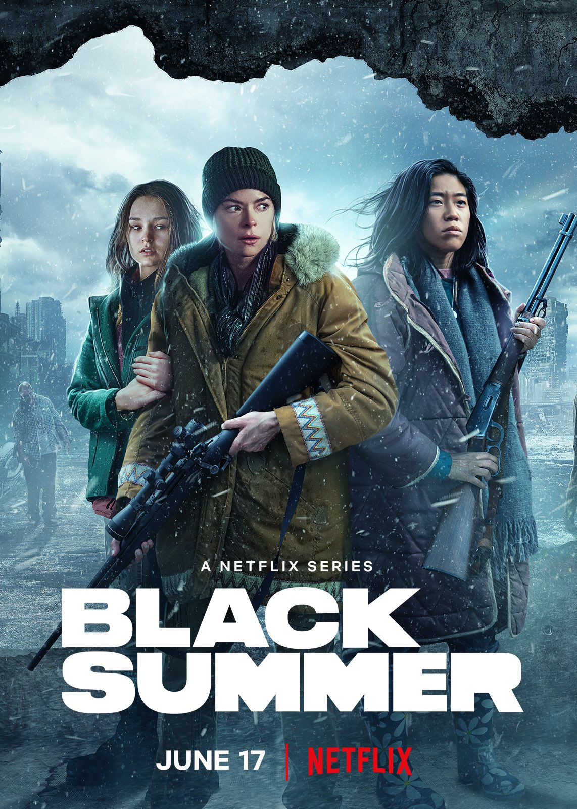 Black Summer Season 2 (2021) ปฏิบัติการนรกเดือด ภาค 2 ซับไทย EP1-EP8 [จบ]