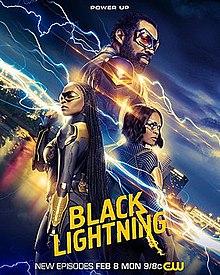 Black Lightning Season 4 ซับไทย EP1-EP13 [จบ]