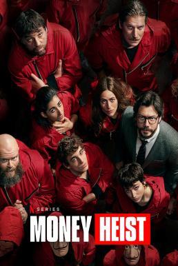 Money Heist Season 4 (2020) ทรชนคนปล้นโลก ภาค4 พากย์ไทย EP1-EP8 [จบ]