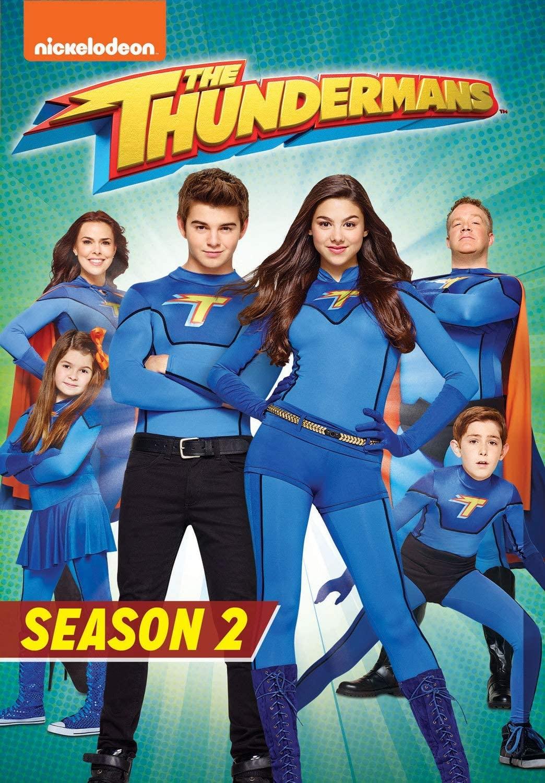 The Thundermans Season 2 (2014) เดอะ ธันเดอร์แมน 2 ซับไทย EP1-EP25 [จบ]