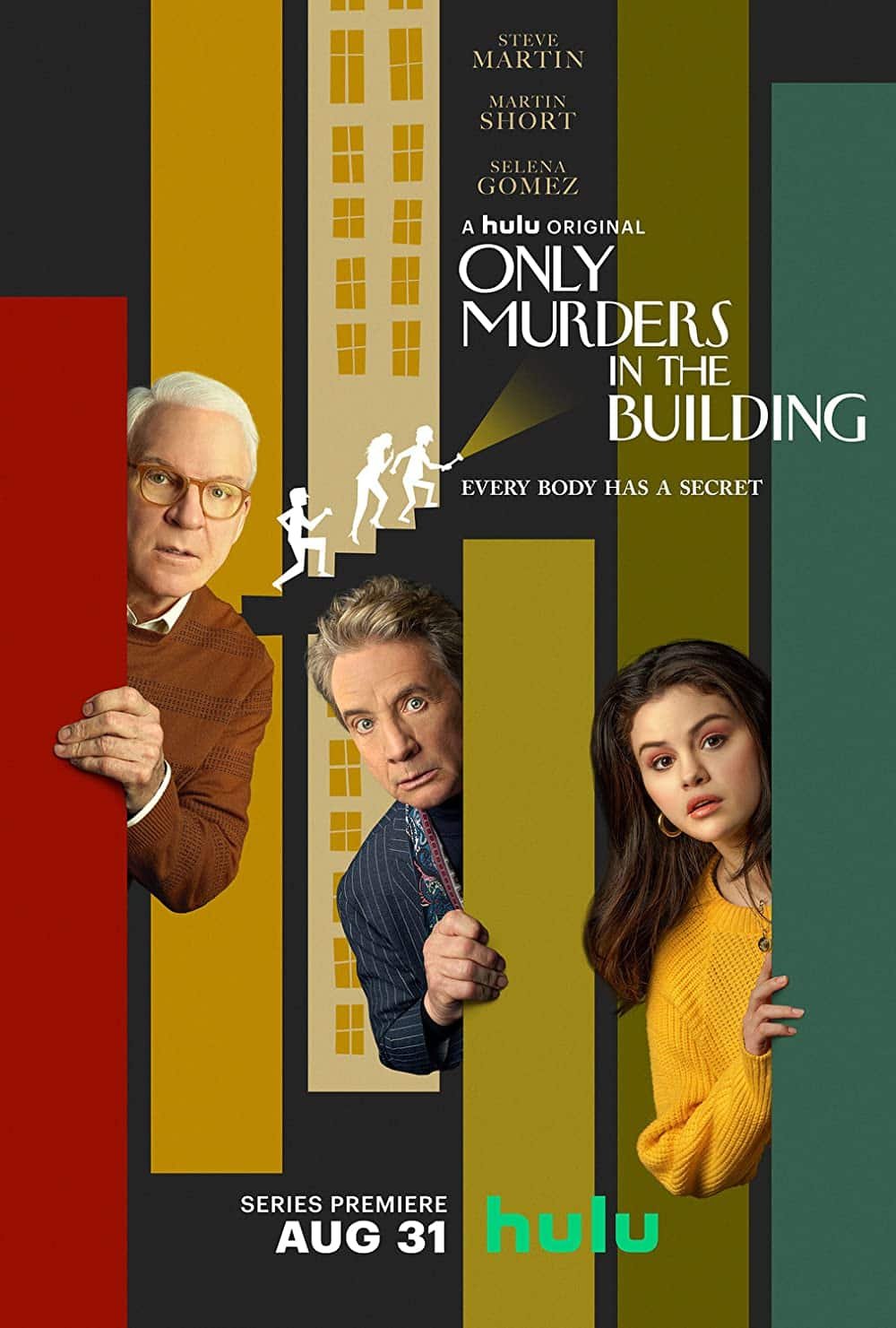Only Murders in the Building Season 1 ซับไทย EP1-EP10 [จบ]
