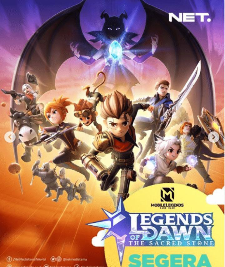 Legends of Dawn: The Sacred Stone ซับไทย EP1-EP5