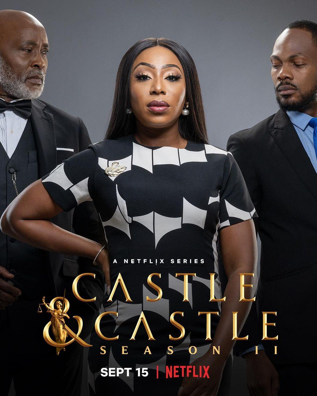 Castle And Castle Season 2 ซับไทย EP1-EP6 [จบ]