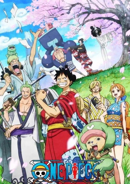 One Piece Season 20 วันพีซ ฤดูกาลที่ 20 วาโนะคุนิ พากย์ไทย EP892-EP912
