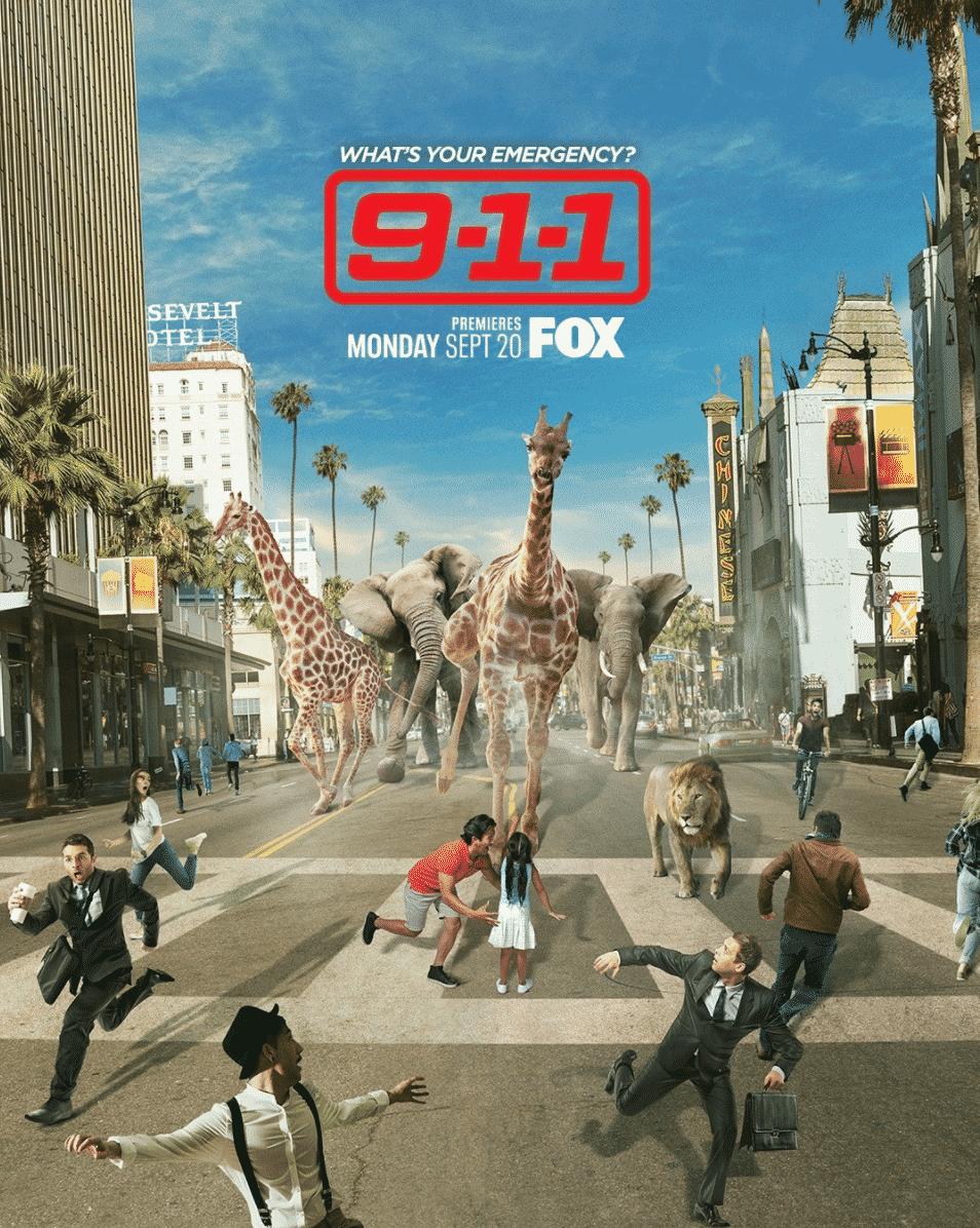 9-1-1 Season 5 ซับไทย EP1-EP6