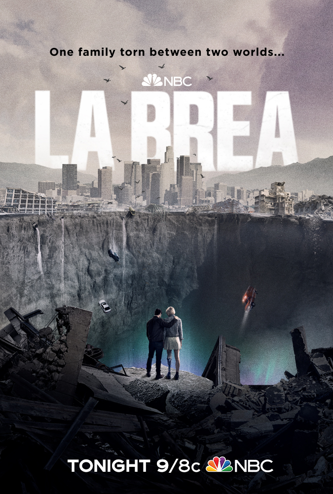 La Brea Season 1 ซับไทย EP1-EP5
